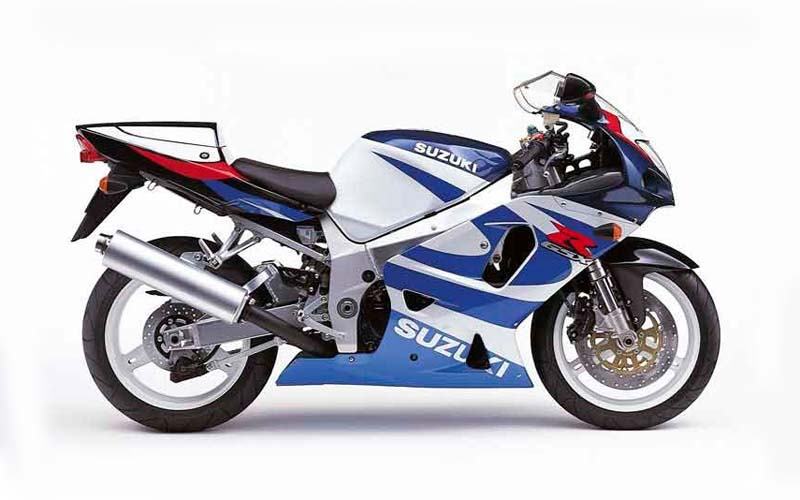 Q54 2000 GSXR 3 - Cat A, B, C, D and now N & S write-off motorcycles explained