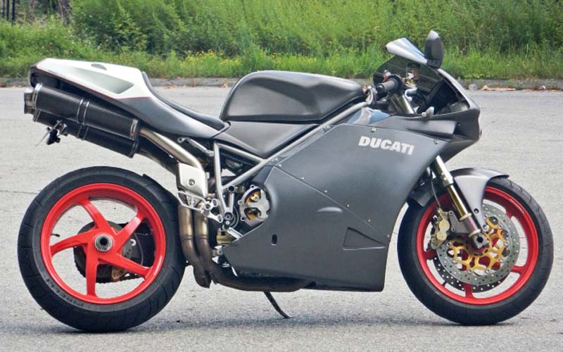 Q56 Ducati748 - Do I need to declare motorcycle modifications to my insurer?