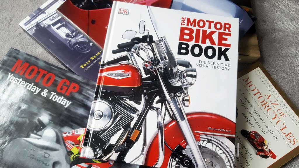 best motorcycle encyclopedias