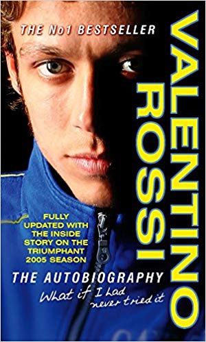 valentino rossi autobiography - The 10 Best MotoGP books