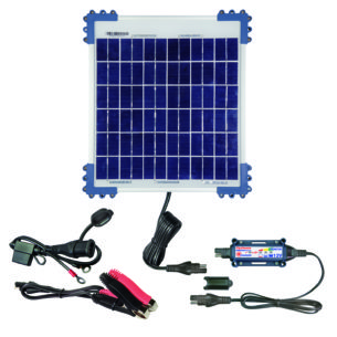 OptiMate Solar Panel 10W motorcycle 305x305 - The Best Motorcycle Battery Chargers