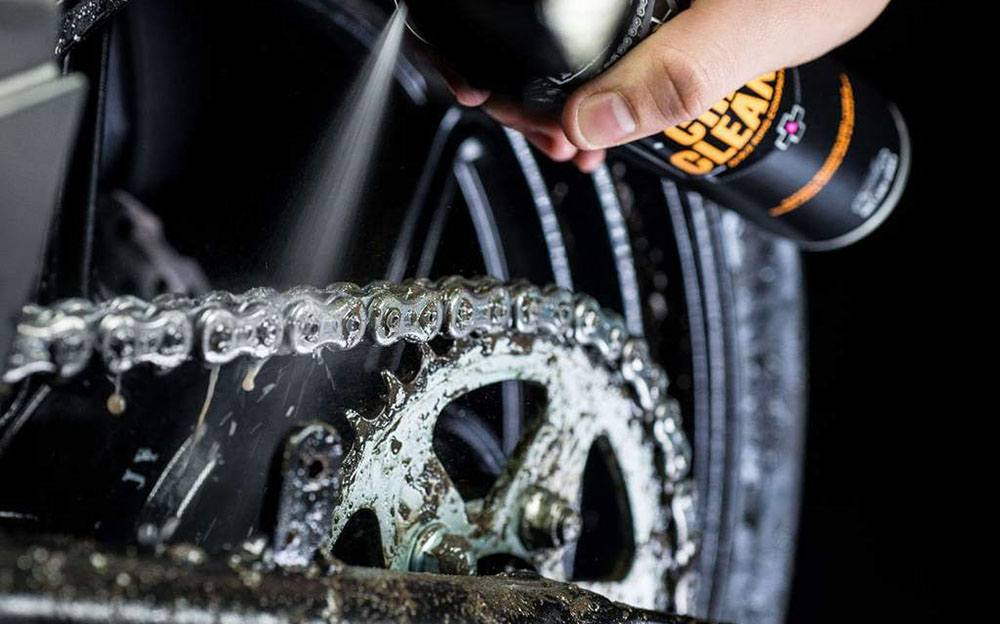 The Best Motorcycle Chain Cleaner 2019 Review Biker Rated