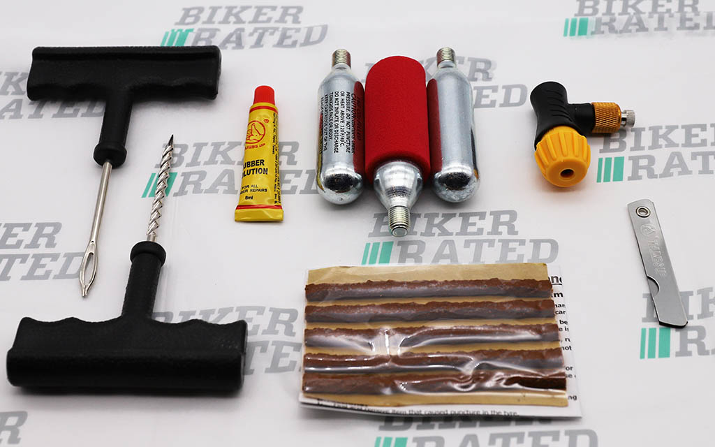 The Best Motorcycle Puncture Repair Kits 2021 Review Biker Rated