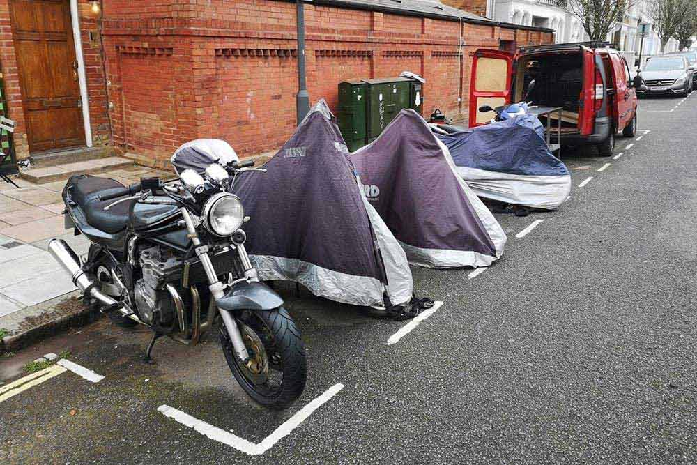 outdoor motorcycle cover - 3 Great D-Locks for every budget