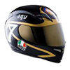 agv T2 helmet - SHARP 5-star rated helmets