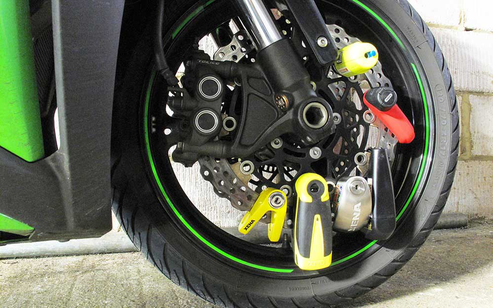 best motorcycle disc lock
