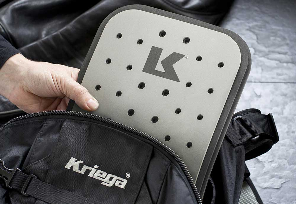kriega back protector life - The Best Motorcycle Insert Back Protector