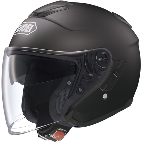 shoei j cruise matt black - Best Open Face Motorcycle Helmet