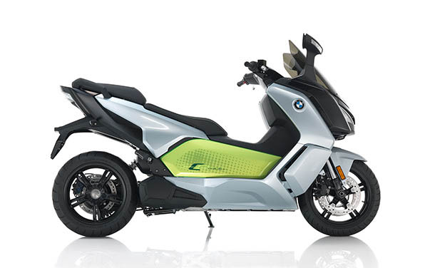 bmw cevolution scooter - The Best Maxi Scooters