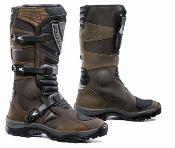 forma adventure motorcycle boots review 362x305 - The Best Adventure Motorcycle Boots
