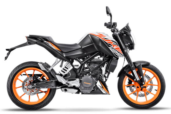 ktm 125 duke best 125cc bikes - I have a full car licence, can I ride a 125cc motorcycle?