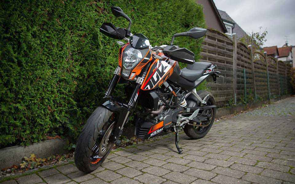 ktm duke 125 best 125 motorbikes - Motorcycle CBT: everything you need to know
