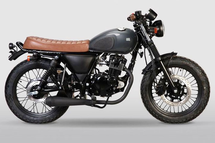 mutt mongrel urban motorcycle - Motorcycle CBT: everything you need to know