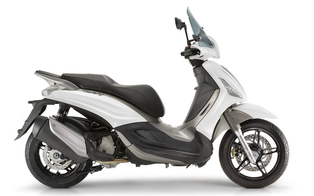 piaggio beverley 350 maxi scooter - The Best Maxi Scooters
