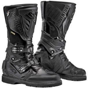 sidi boots adventure 2 gore black review 305x305 - The Best Adventure Motorcycle Boots