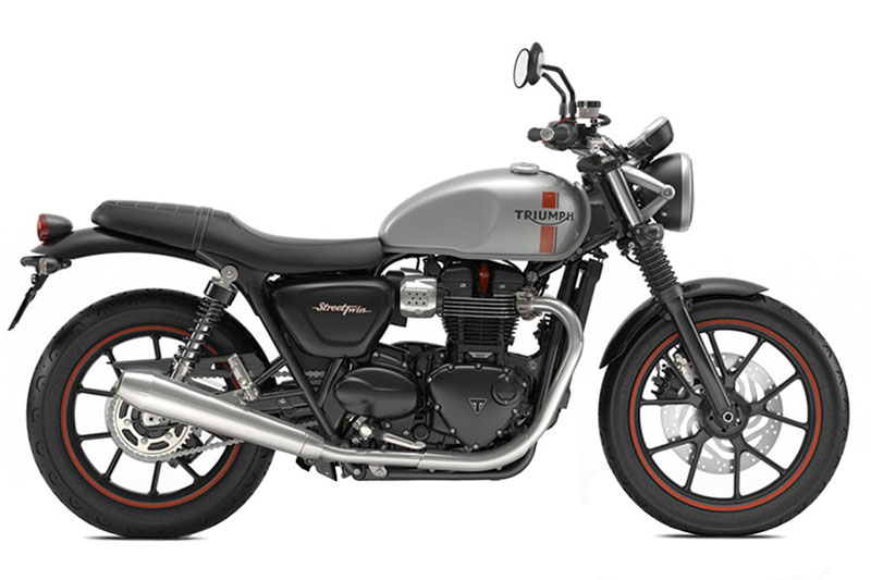 stree twin triumph a2 bike - The Best A2 Commuter Bikes