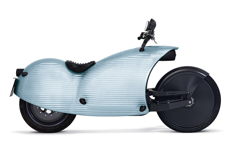 Johammer J1 electric motorbike - Electric motorbikes for sale in the UK
