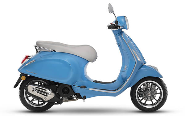 VESPA PRIMAVERA 50cc - 5 of the Best 50cc Mopeds