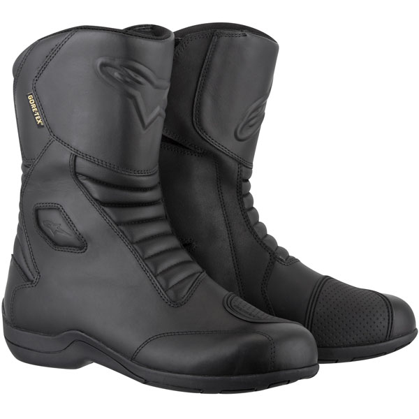 aplinestars boots web gore tex touring motorcycle boots - The Best Waterproof Motorcycle Boots