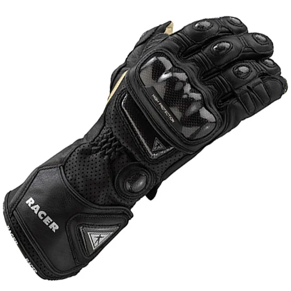 best summer motorcycle gloves racer - The Best Summer Motorcycle Gloves