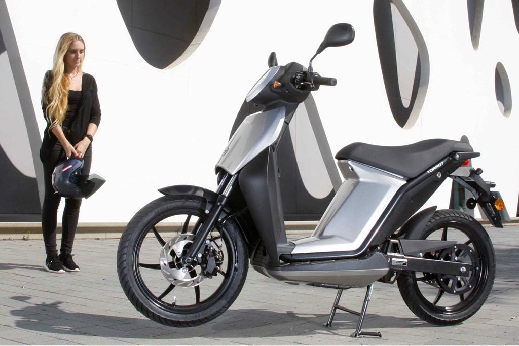 electric moped 1024x683 - Every Electric Scooter You Can Buy in the UK