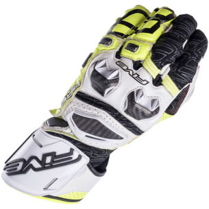 five gloves rfx race fluo yellow 2017 305x305 - The Best Summer Motorcycle Gloves