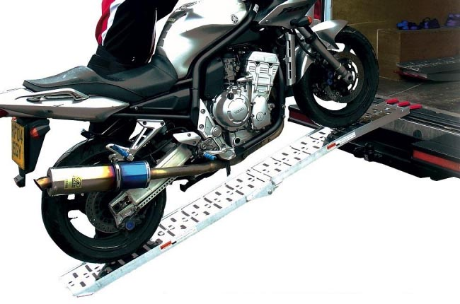 folding motorcycle ramp light - The Best Motorcycle Ramps