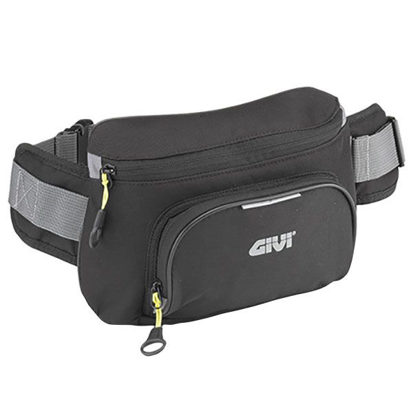 givi easy t waist bag ea108b black - Showcase: Top Motorcycle Bum Bags