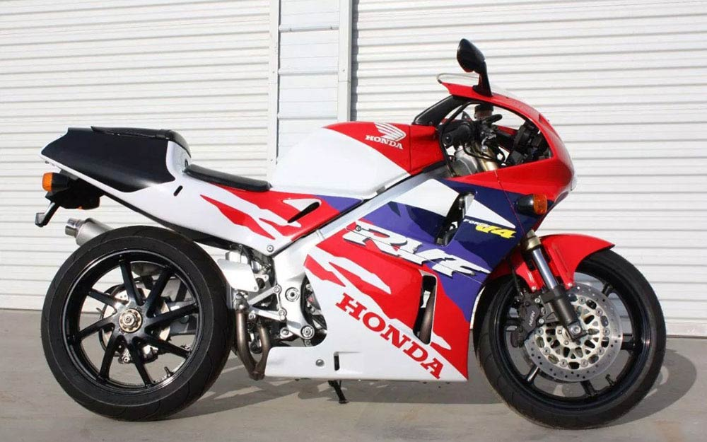 honda rvf400 - The Best A2 Sportsbikes
