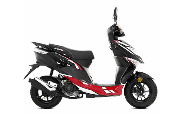 lexmoto echo 50 moped - 5 of the Best 50cc Mopeds