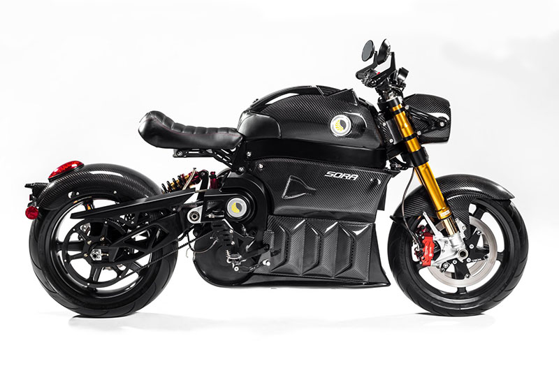 lito sora - Electric motorbikes for sale in the UK