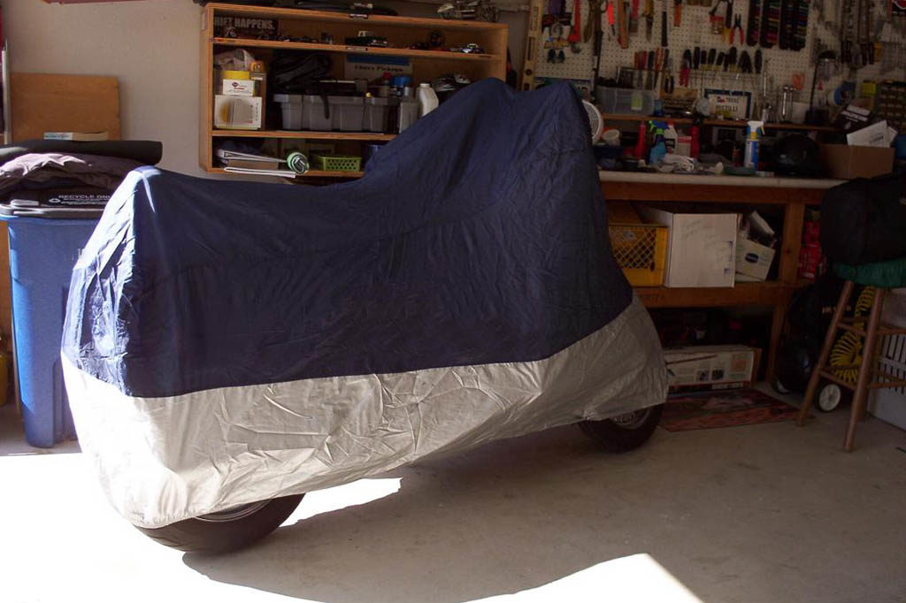 motorcycle cover indoors best 1024x682 - The Best Indoor Motorcycle Covers