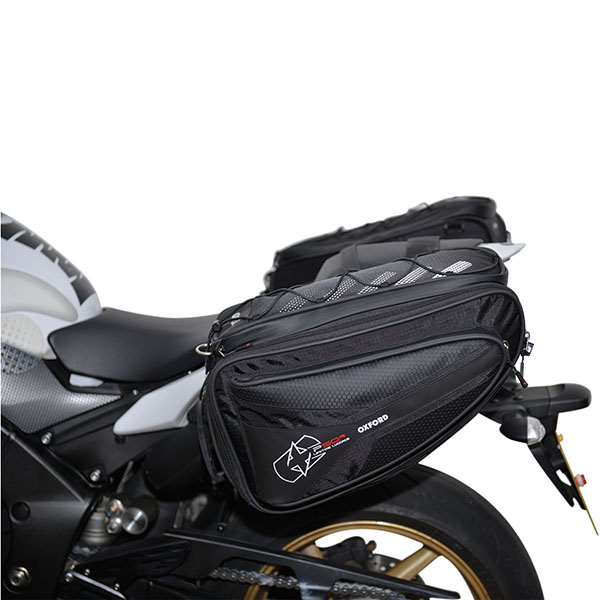 oxford p50r best soft motorcycle panniers - The Best Motorcycle Panniers