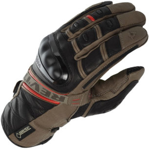 rev it dominator pro gtx gloves sand red 305x305 - The Best Adventure Motorcycle Gloves