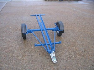 road bike trailer single dave cooper - Motorcycle Trailers: A Definitive List