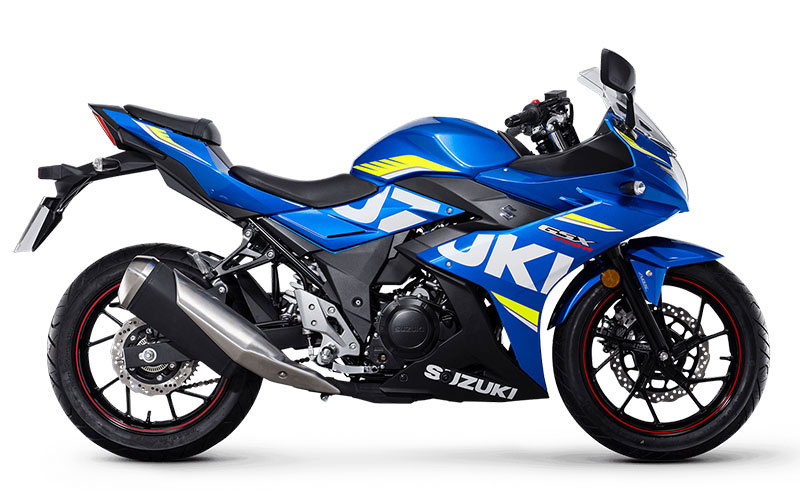 suzuki gsx250r gp - The Best A2 Sportsbikes