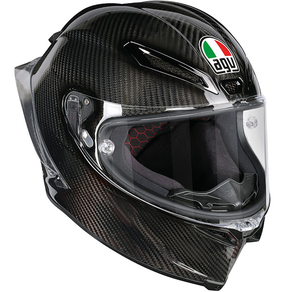 agv pista gp r gloss carbon fibre - Cool motorcycle helmets