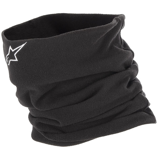 alpinestars base layer neck warmer black - The Best Motorcycle Neck Warmers