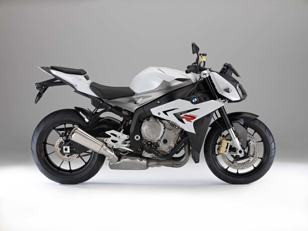2014 bmw s1000r street bike 1024x768 - The Best Naked Bikes