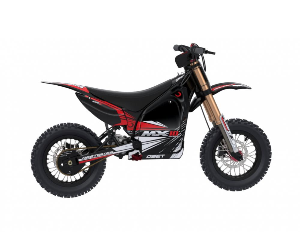 2018 OSET MX 10 0036 electric motorcrosser kids - Electric Motorcycles for Kids