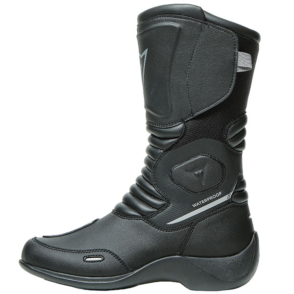 dainese ladies boots aurora d wp black - Ladies Motorcycle Boots Guide