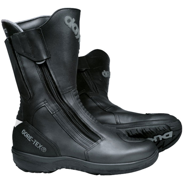 daytona boots road star gtx black - The Best Gore-Tex Motorcycle Boots