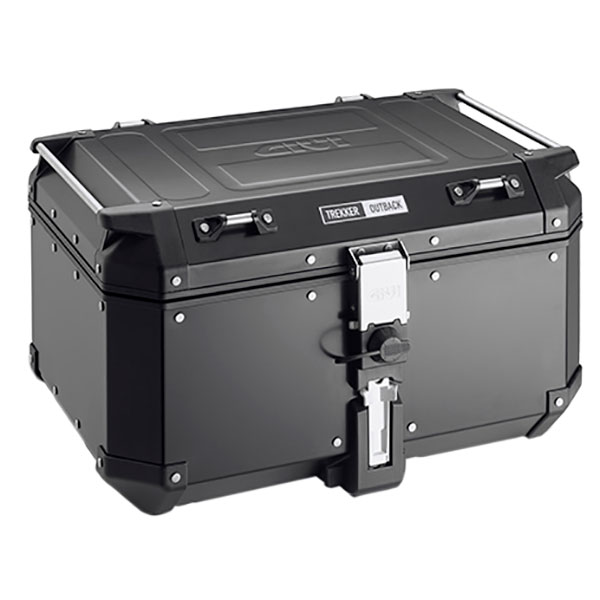 givi trekker outback obkn58b motorbike top box - The Best Motorcycle Top Boxes