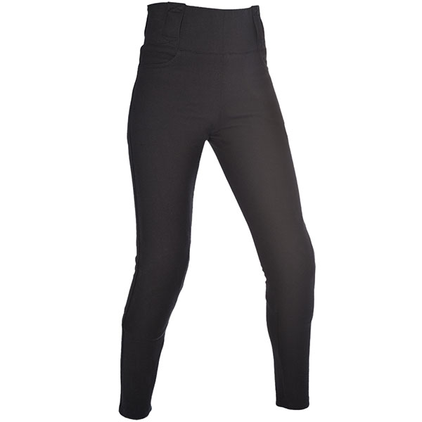 oxford ladies super leggings black motorbike - Ladies Motorcycle Jeans Showcase