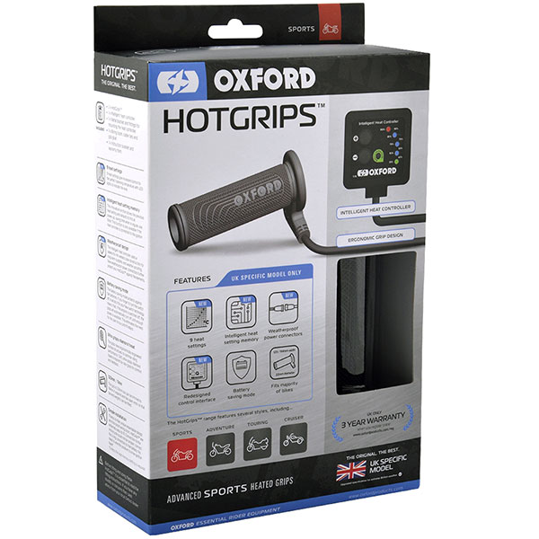 oxford advanced hotgrips sports detail3 motorbike - The Best Motorcycle Heated Grips