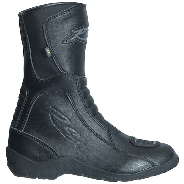 rst ladies boots tundra black - Ladies Motorcycle Boots Guide