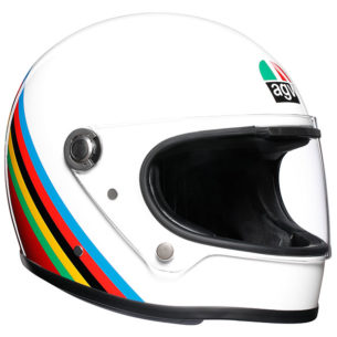 agv helmet legends x3000 gloria retro 305x305 - Retro Motorcycle Helmet Showcase
