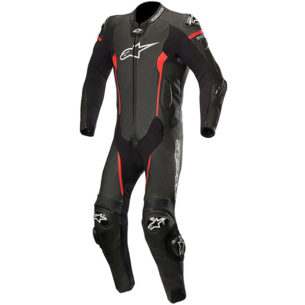 alpinestars missile 1 piece suit black red update airbag 305x305 - Motorcycle Airbag Options