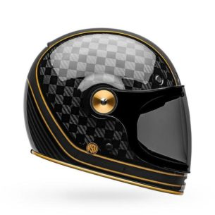bell.bullitt.carbon.fibre retro motorcycle helmet 305x305 - Retro Motorcycle Helmet Showcase