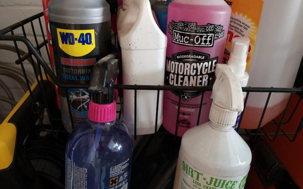 best motorcycle cleaner guide 1024x640 - The Best Motorcycle Cleaners & Shampoos